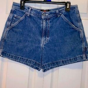 VTG AE Supply Co. Dungarees Carpenter Shorts - 10